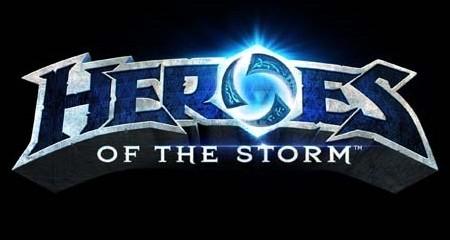Logo du jeu Heroes of the Storm de Blizzard