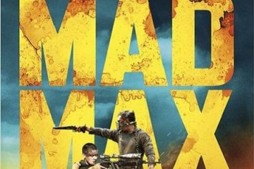 image couverture Mad Max Fury Road
