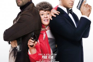 Critique de Spy de Paul Feig