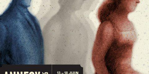affiche du festival d'annecy