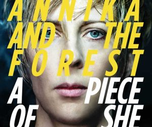 Couverture de l'EP a piece of she d'Annika and the forest