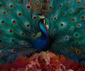 Jaquette cover Opeth Sorceress