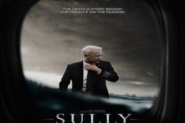 Affiche de Sully avec Tom Hanks
